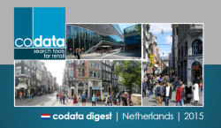 Codata Digest - Netherlands - 2015